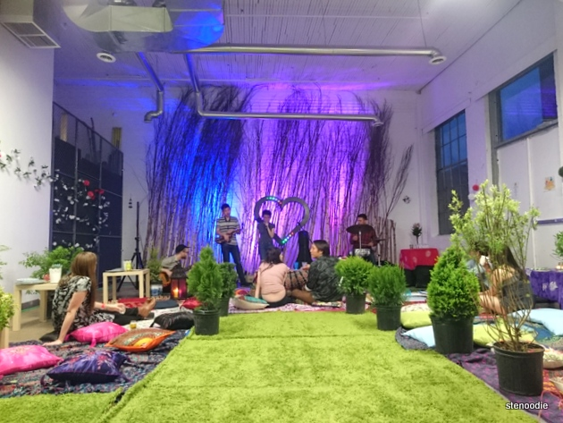 Picnic Room