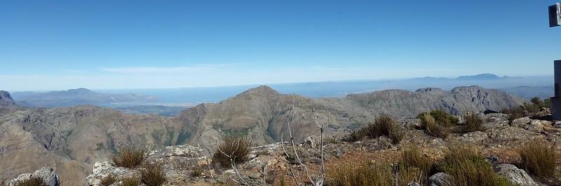 Kogelberg to Table Mountain