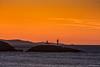 Orange sunset....