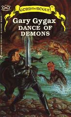 Novel-Gary-Gygax-Dance-of-Demons