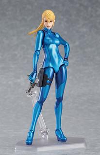 figma 《銀河戰士:另一個M》莎姆斯·艾倫 Zero裝備版本 サムス・アラン ゼロスーツver.