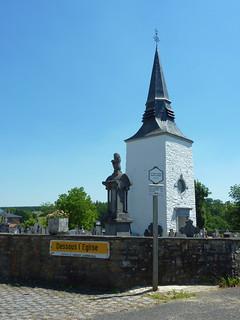 Tour Classée, Village de Dinez