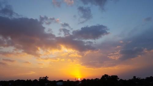 sunset copan cloudsstormssunsetssunrises galaxys6