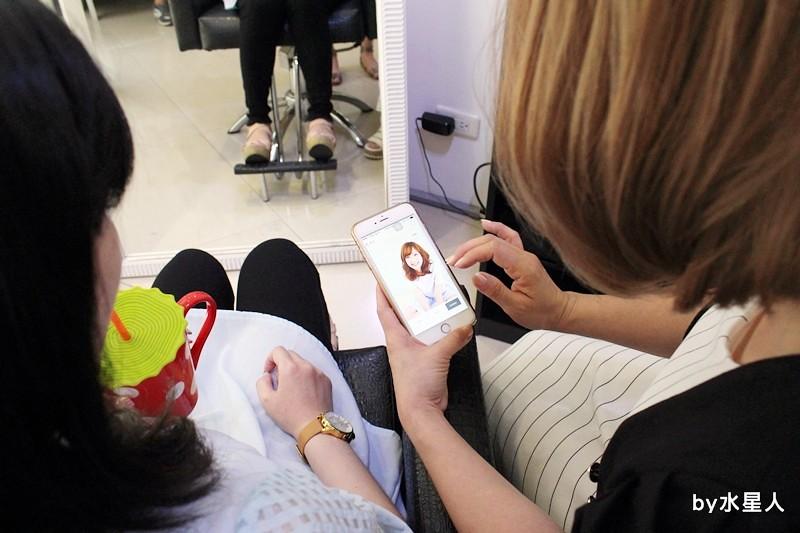 27841433532 81f1d15c3f b - 熱血採訪。台中北區【YORK Salon】人生中第一次染髮記錄,剪燙染護一次完成!