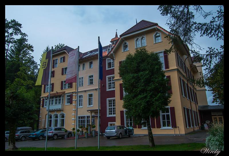 Hoteles viaje Selva Negra - Castillo-palacio Schloss Hornberg