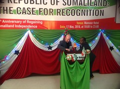 Somaliland International Delegates for May 18 2016 a