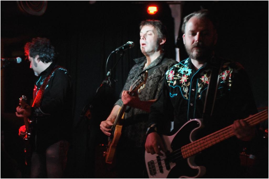 Los Deltonos, en la sala Azkena de Bilbao, el 3 de Mayo de 2013.