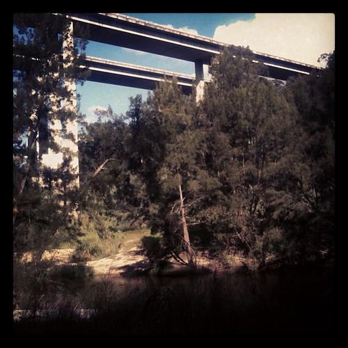 Douglas park gorge #audax
