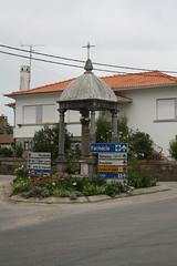 Cruzeiro em Valongo do Vouga, Águeda