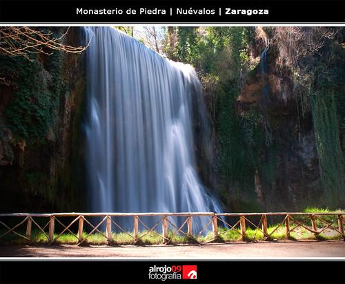 Monasterio de Piedra | Nuévalos | Zaragoza by alrojo09