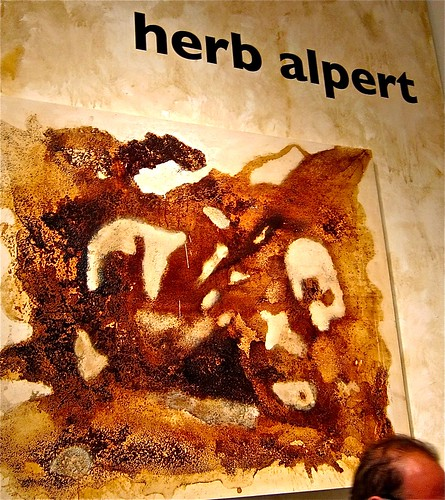 coffee painting by Herb