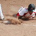 PBA slides into  first base May 12, 2013 Snucins. jpg