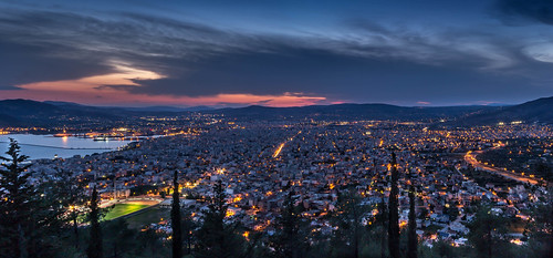 Dusk time! by Dimitris Amountzas