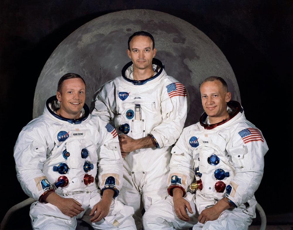 元アポロ11号船長ニール・アームストロング氏のインタビューで耳にした ...