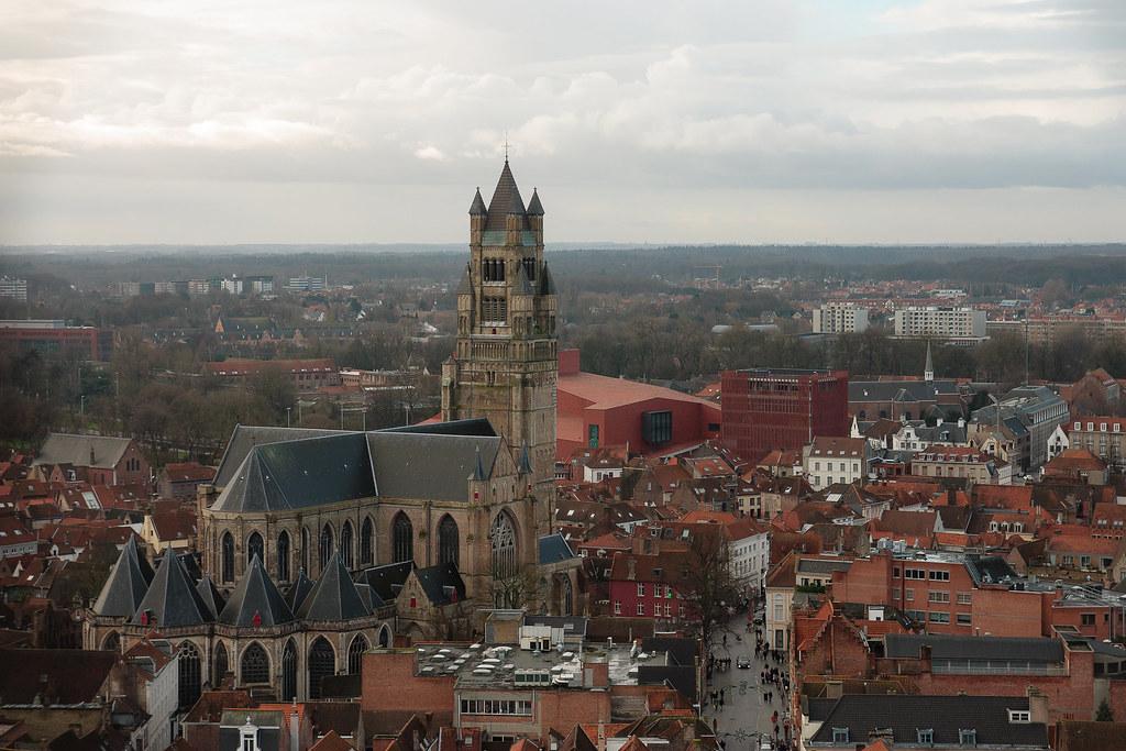 תצפית ממגדל בברוז