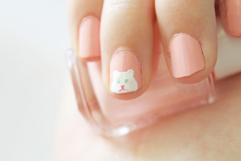 kitty nail