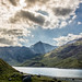 08 - June - 2013:  Clouds over Mount Snowdon by Ash if