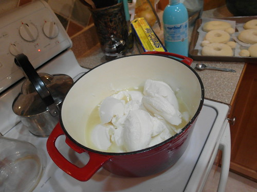 Making Doughnuts: Krispy Klones