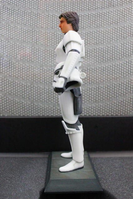 Custom Stormtrooper figure from Walt Disney World