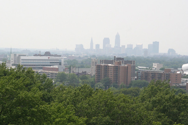 Cleveland View 1