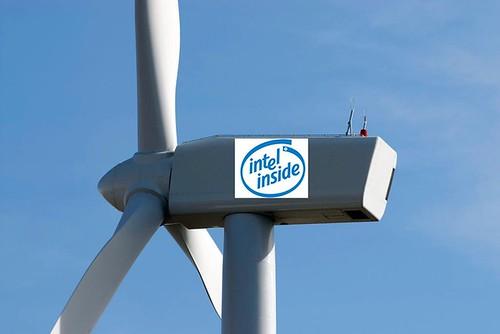 Intel лидирует по потреблению экологически чистой электроэнергии