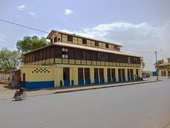 La gare de Djibouti