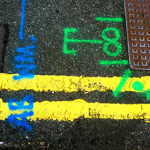 pavement heiroglyphics by pho-Tony