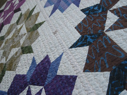 chemistry - quilting