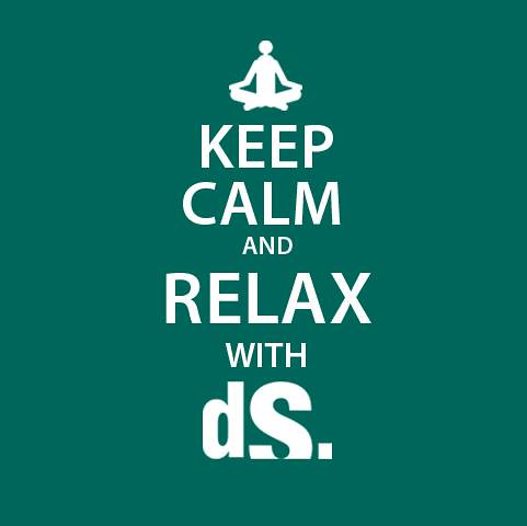 DS keep calm