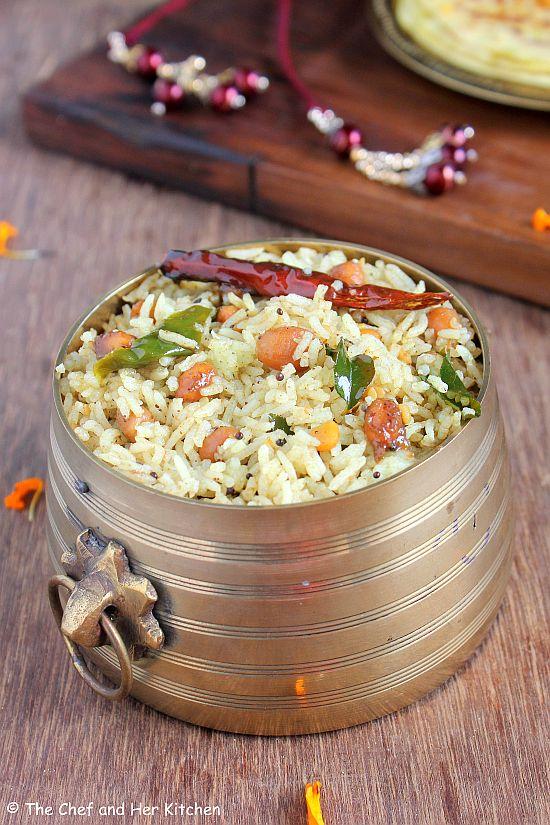tamarind rice