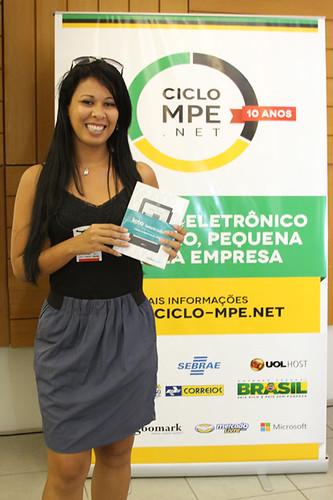 Sorteio - Recife - 20 de Agosto de 2013 - Ciclo MPE.net 10 anos