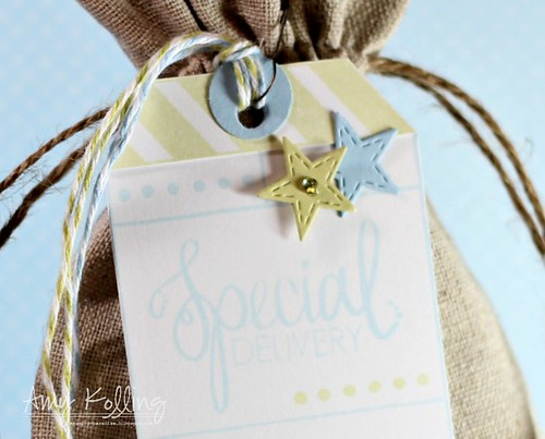 Special Delivery Tag