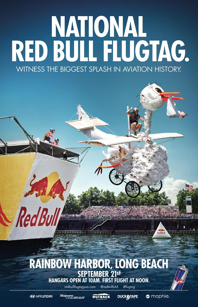 9720697574 c4e214c42c b RED BULL FLUGTAG IN LONG BEACH