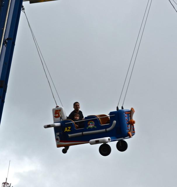 Flying High with Papa - IRTRA Mundo Petapa, Guatemala