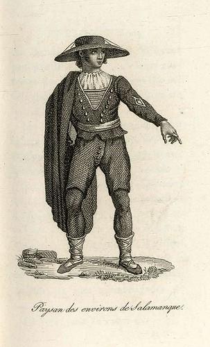 002-L'Espagne et le Portugal, ou Moeurs, usages et costumes des habitans…1815- J.B. Breton