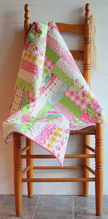 Jelly Roll Jam quilt