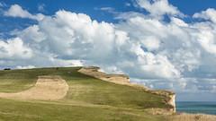 'Beachy Head' Cliff, England