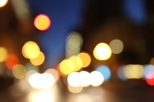 sanfrancisco california bokeh marketstreet