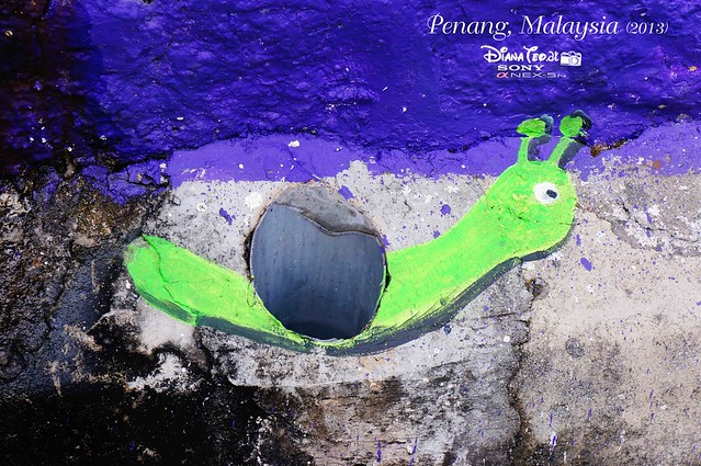 01-3. Penang's Art Street