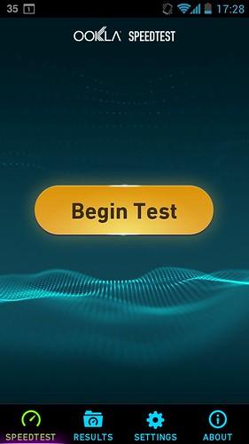 Speedtest 3.0 для Android