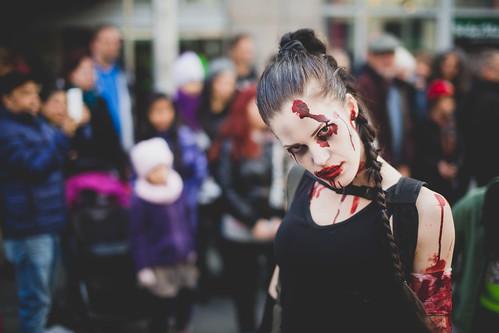 Stockholm Zombie Walk