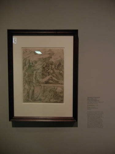 DSCN8036 _ The Entombment, c. 1530, Girolamo Francesco Maria Mazzola (called Parmigianino) (Italy, Parma, 1503-1540), LACMA