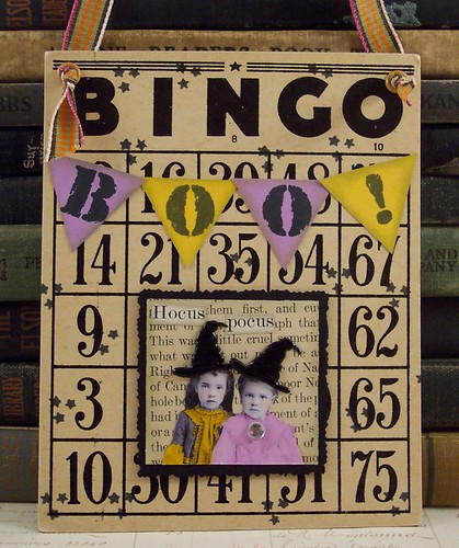 Boo Bingo Card