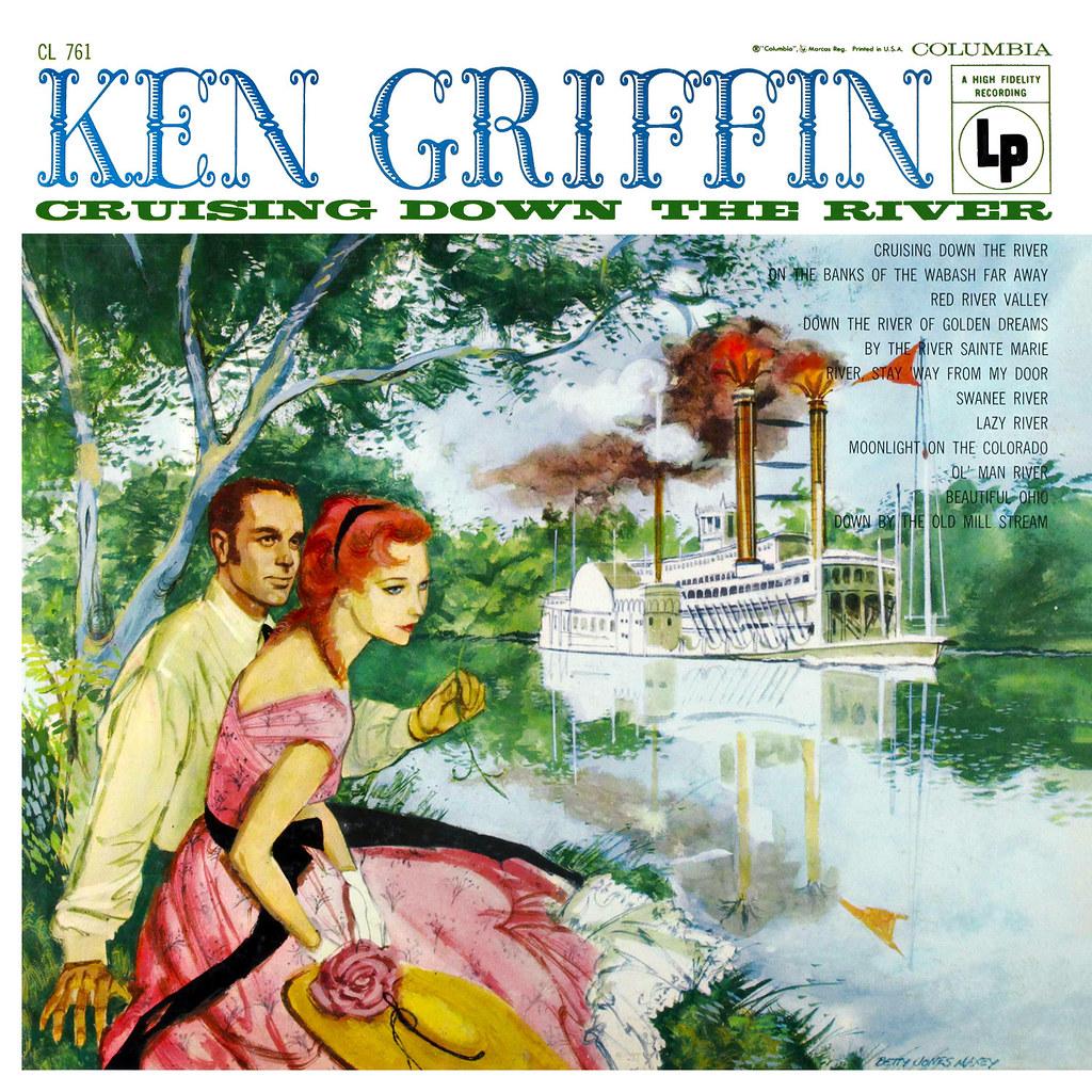 Ken Griffin | LP Cover Art