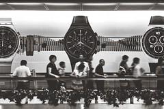 Ticking Belt of People