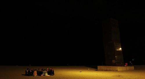 Noche Novata en la Barceloneta