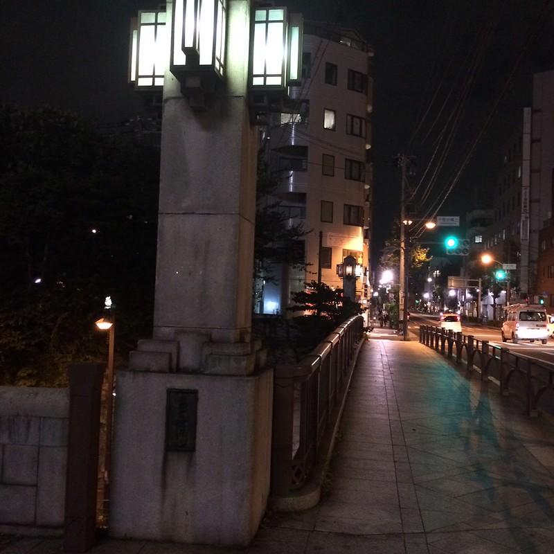 千歳橋 by haruhiko_iyota