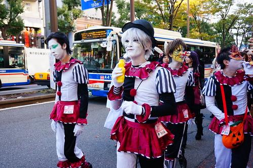 Kawasaki Halloween Parade 2013 50