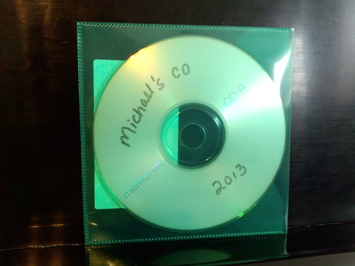 Michael's CD