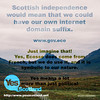 Yes Scotland eco